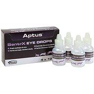 Aptus SentrX EYE DROPS 4×10 ml - Oční kapky pro psy