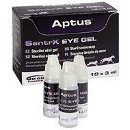 Aptus SentrX VET EYE GEL 10×3 ml - Oční kapky pro psy