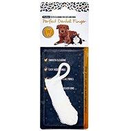 ProDen Zubní kartáček na prst z mikrovlákna - Zubní kartáček pro psy