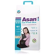 Asan Cat Fresh Blue 10 l - Stelivo pro kočky