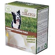 NATURECA bonbóny z ovčího tuku s lososem maxi 250g - Doplněk stravy pro psy
