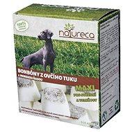NATURECA bonbóny z ovčího tuku s mořskou ř. maxi 250g - Doplněk stravy pro psy