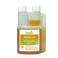 Canvit Amino for dogs and cats sol 125ml - Food supplement for dogs