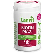 Canvit Biotin Maxi Flavored for Dogs 500g - Food supplement for dogs