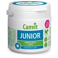 Canvit Junior for Dogs 100g - Food Supplement for Dogs