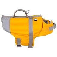 Vesta plavací Hurtta Life Savior 40-80kg oranžová - Plovací vesta pro psy