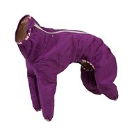 Hurtt Casual Suit Quilted Purple 55L - Dog Clothes