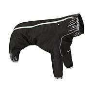 Obleček Hurtta Downpour 25L černá - Obleček pro psy