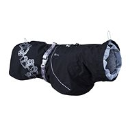 Hurtta Drizzle coat black 50 - Raincoat for dogs