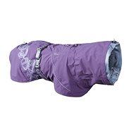 Obleček Hurtta Drizzle coat fialová 40 - Pláštěnka pro psy