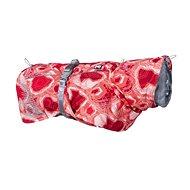 Obleček Hurtta Extreme Warmer červený camo 40 - Obleček pro psy