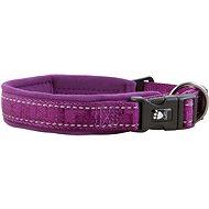 Obojek Hurtta Casual fialový 35-45cm - Obojek pro psy