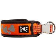 Obojek Hurtta Weekend Warrior neon oranžový 25-35cm - Obojek pro psy