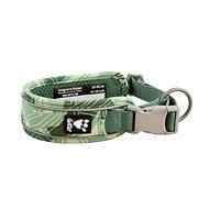 Obojek Hurtta Weekend Warrior zelený kamo 55-65cm - Obojek pro psy
