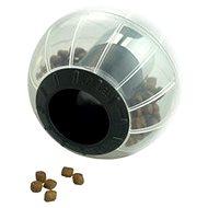 Toy cat CATRINE Catmosphere treat ball black - Cat ball