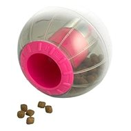 Toy cat CATRINE Catmosphere treat ball red - Cat ball