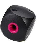 BUSTER Food Cube Black 14cm, L - Dog toy
