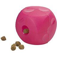 BUSTER Soft Mini Cube purpurová 10 cm - Hračka pro psy