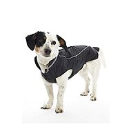 Obleček Raincoat Ostružinová 46cm L KRUUSE - Pláštěnka pro psy