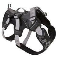Postroj Hurtta Trail černý 55-75cm - Postroj pro psa