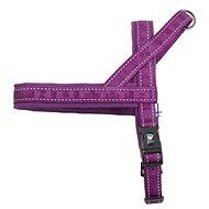 Postroj Hurtta Casual fialový 55cm - Postroj pro psa