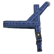 Postroj Hurtta Casual modrý 55cm - Postroj pro psa