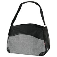 Travel bag BOWLING S gray 42x20x30cm Zolux - Dog and cat bag