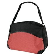 Travel bag BOWLING M red 44x24x33cm Zolux - Dog and cat bag
