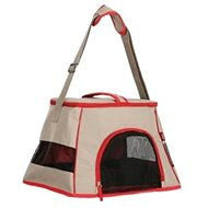 Taška cestovní / domek HAPPY CAT 43x30x28cm Zolux - Taška pro kočku