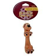 Pejsek LATEX DOGGIE 13 cm Zolux - Hračka pro psy