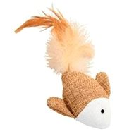 Ryba 7,5cm textil Zolux - Hračka pro kočky