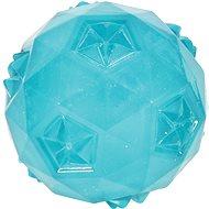 Míček TPR POP BALL 6 cm tyrkysová Zolux - Hračka pro psy