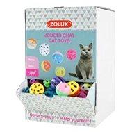 Display zvonící míčky 204ks Zolux - Hračka pro kočky