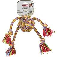Přetahovadlo chobotnice barevná 43 cm Zolux - Hračka pro psy