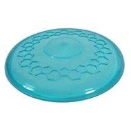 Frisbee pro psy FRISBEE TPR POP 23 cm tyrkysová Zolux - Frisbee pro psy