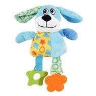 DOG COLOR plyš modrá 22 cm Zolux - Hračka pro psy