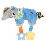 ELEPHANT COLOR plyš modrá 20 cm Zolux