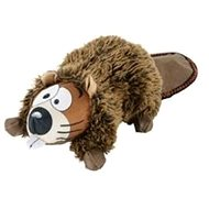 Zolux HECTOR BEAVER Plush, Brown, 24cm - Dog toy