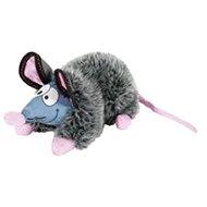 Zolux GILDA RAT Plush, Grey 44cm - Dog toy