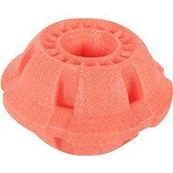BALL MOOS TPR POP 8 cm lososová Zolux - Frisbee pro psy