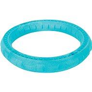 RING MOOS TPR POP 17 cm modrá Zolux - Hračka pro psy