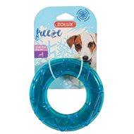 Toy dog TPR Freeze circle 13cm Zolux - Dog toy