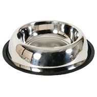 Zolux STEEL Stainless-steel Non-Slip Bowl, 0,55l - Dog bowl