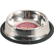 Zolux STEEL Stainless-steel Anti-Slip Bowl, 0.90l - Dog bowl