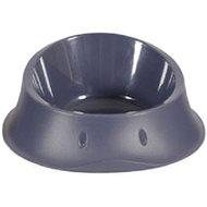Miska pro psy Miska plast protiskluz pes SMART 0,65l antracit Zolux - Miska pro psy