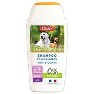 Šampon na bílou srst pro psy 250ml Zolux  - Šampon pro psy