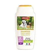 Šampon na dlouhou srst pro psy 250ml Zolux  - Šampon pro psy