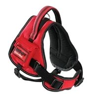 Zolux Adjustable MOOV  Harness, Red XS - Dog harness