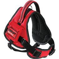 Postroj MOOV nastavitelný červená M Zolux - Postroj pro psa
