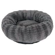 Pelíšek pro psy a kočky Pelech KINA kulatý antracit 45cm Zolux - Pelíšek pro psy a kočky